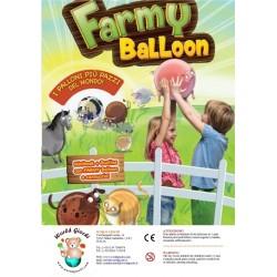 farmy ballon - 50 pezzi