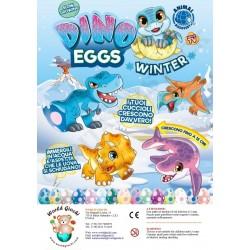 Dino eggs winter